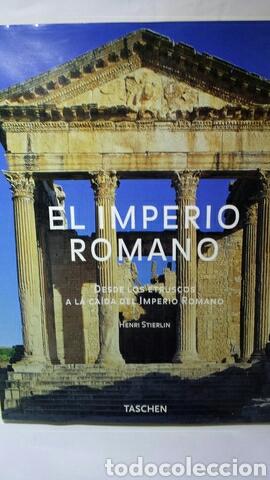 EL IMPERIO ROMANO. DESDE LOS ETRUSCOS A LA CAÍDA DEL IMPERIO ROMANO (Libros de Segunda Mano - Historia Antigua)