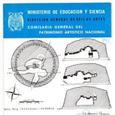 Livros em segunda mão: MONUMENTOS PREHISTORICOS Y PROTOHISTORICOS DE LA ISLA DE MENORCA. Nº 2. 1967. Lote 204771106