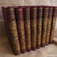 Libros de segunda mano: HISTORIA DE ESPAÑA, FERRAN SOLDEVILLA, 2ª EDICIÓN. Lote 205126292