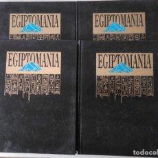 Libros de segunda mano: EGIPTOMANIA TOMOS 2, 4, 5 Y 7 . ED PLANETA. Lote 205440590