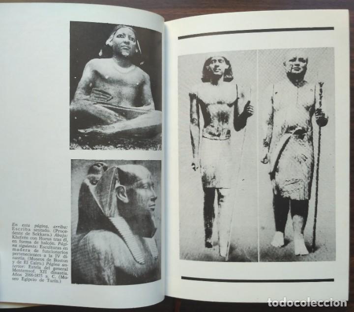 Libros de segunda mano: EL ANTIGUO EGIPTO. M. BELTRAN DEL ALISAN - Foto 3 - 205509692