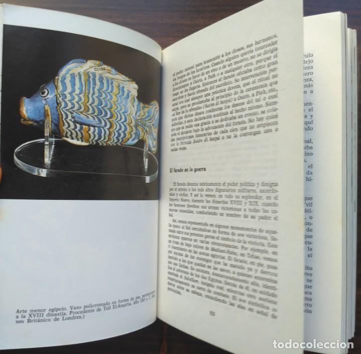 Libros de segunda mano: EL ANTIGUO EGIPTO. M. BELTRAN DEL ALISAN - Foto 4 - 205509692