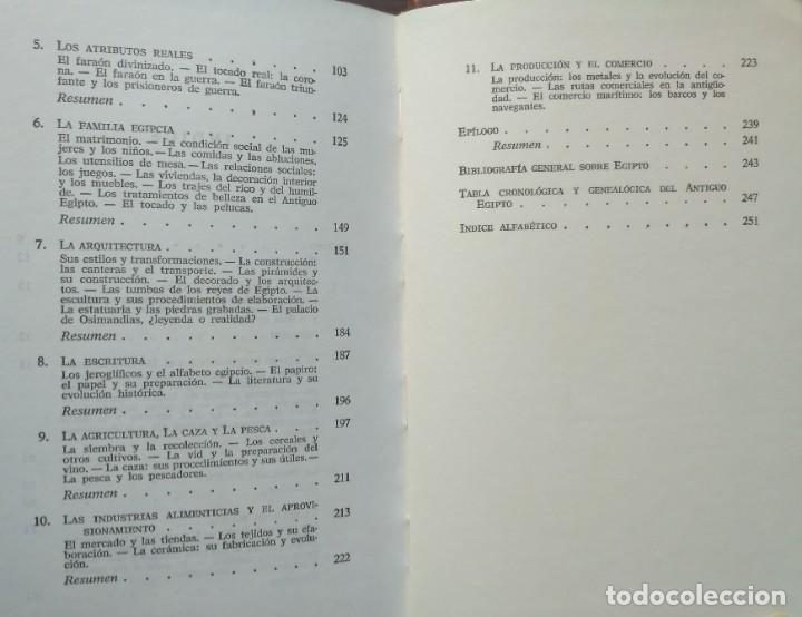 Libros de segunda mano: EL ANTIGUO EGIPTO. M. BELTRAN DEL ALISAN - Foto 6 - 205509692