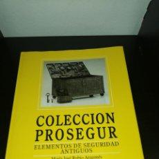 Libros de segunda mano: MARIA JOSE RUBIO ARAGONÉS, ELEMENTOS DE SEGURIDAD ANTIGUOS. Lote 205865962