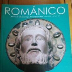 Libros de segunda mano: ROMANICO. REVISTA DE AMIGOS DEL ROMANICO Nº 11 DIC 2010 IN 4 PROLONGADO 80 PP. MUY ILUSTRADA. Lote 206146733