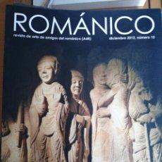 Libros de segunda mano: ROMANICO. REVISTA DE AMIGOS DEL ROMANICO Nº 15 DIC 2012 IN 4 PROLONGADO 80 PP. MUY ILUSTRADA. Lote 206147117