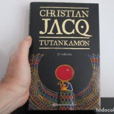 Libros de segunda mano: TUTANKAMON CHRISTIAN JACQ. Lote 206159627