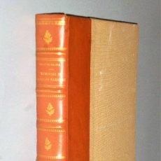 Libros de segunda mano: MEMORIAL DE DIVERSAS HAZAÑAS. CRÓNICA DE ENRIQUE IV. Lote 206190011