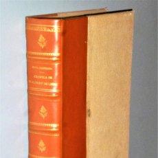 Libros de segunda mano: CRÓNICA DEL DON ALVARO DE LUNA, CONDESTABLE DE CASTILLA, MAESTRE DE SANTIAGO. Lote 206190415