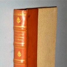 Libros de segunda mano: CRÓNICA DEL HALCONERO DE JUAN II, PEDRO CARRILLO DE HUETE (HASTA AHORA INÉDITA). Lote 206190430