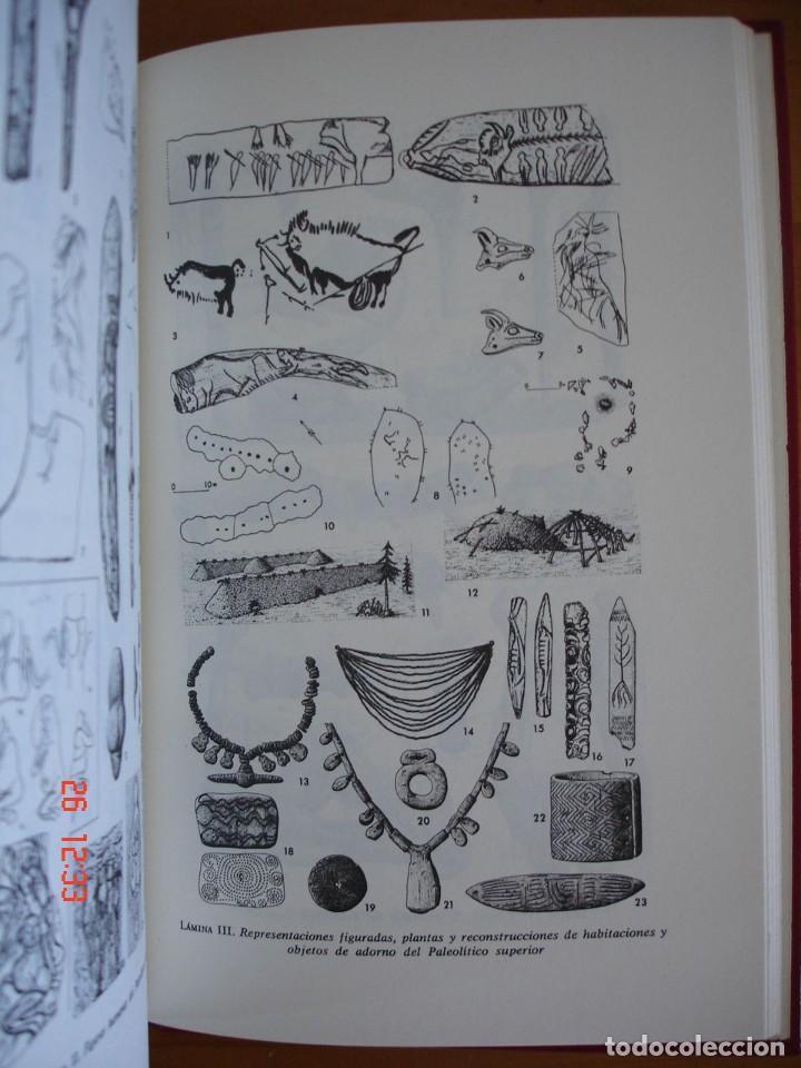 Libros de segunda mano: HISTORIA DE LA EDAD DE PIEDRA - HERMANN MÜLLER KARPE - EDITORIAL GREDOS, 1982 - 1ª EDICIÓN - Foto 6 - 206779870