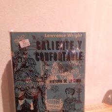 Libros de segunda mano: CALIENTE Y CONFORTABLE. Lote 206894098