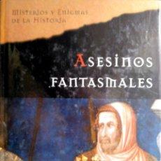 Libros de segunda mano: ASESINOS FANTASMALES DE P.C. DOHERTY. EDITORIAL PLANETA DEAGOSTINI.. Lote 206898141