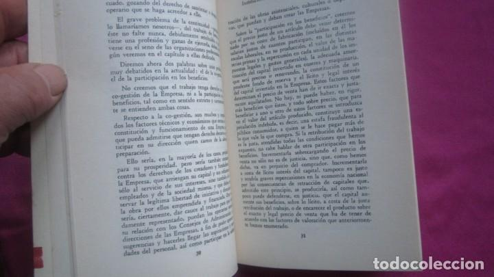 Libros de segunda mano: INSTITUCIONES DE LA MONARQUIA ESPAÑOLA E. MONTEJURRA 1960 - Foto 5 - 207440562