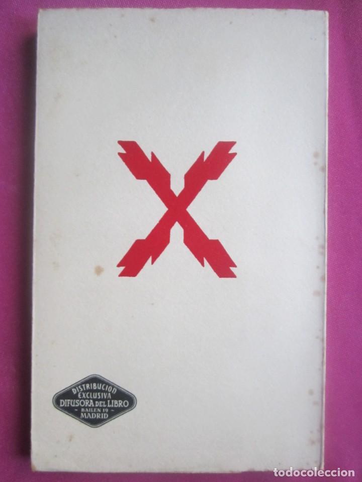 Libros de segunda mano: SIETE ESPAÑOLES CONTRA EL MUNDO BENEYTO E. MONTEJURRA 1958 - Foto 4 - 207444267
