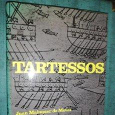 Libros de segunda mano: JOAN MALUQUER DE MOTES , TARTESSOS. Lote 207571561