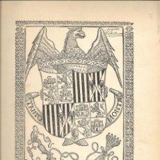 Libros de segunda mano: FACSÍMIL CRÓNICA DE LOS REYES CATÓLICOS( CHRONICA DE LOS MUY ALTOS Y ESCLARECIDOS REYES CATOLICOS. Lote 208189286