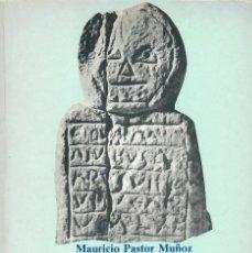 Libri di seconda mano: LA RELIGIÓN DE LOS ASTURES / MAURICIO PASTOR MUÑOZ. Lote 208340128