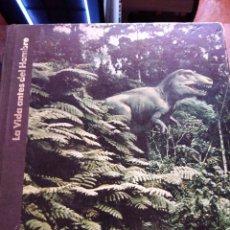 Libros de segunda mano: LA VIDA ANTES DEL HOMBRE TIME LIFE EL ORIGEN DEL HOMBRE. Lote 208493551