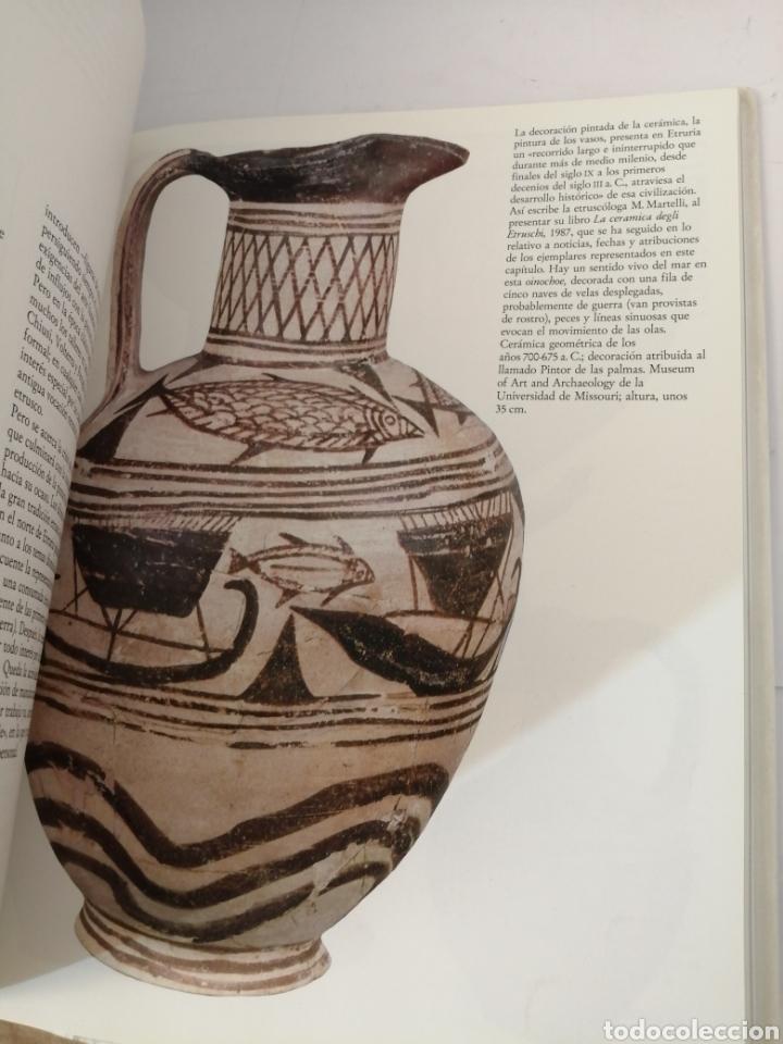 Libros de segunda mano: Etruscos, esplendor de una civilización: frescos, oros, bronces, vasos - Foto 4 - 208950543