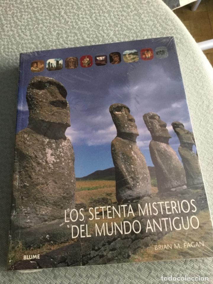 LOS SETENTA MISTERIO DEL MUNDO ANTIGUO (Libros de Segunda Mano - Historia Antigua)