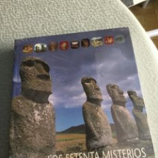 Libros de segunda mano: LOS SETENTA MISTERIO DEL MUNDO ANTIGUO. Lote 209024591