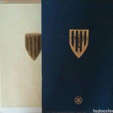 Libros de segunda mano: LLIBRE DELS FEYTS CRÓNICA DE JAUME I V.GARCÍA EDIT VALENCIA 2 TOMOS FACSÍMIL. Lote 209213033