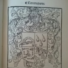 Libros de segunda mano: III PARTE DE LA CRÓNICA DEL REYNO DE VALENCIA DE MARTÍ DE VICIANA + TRANSCRIPCIÓN EN CASTELLANO.. Lote 209589576
