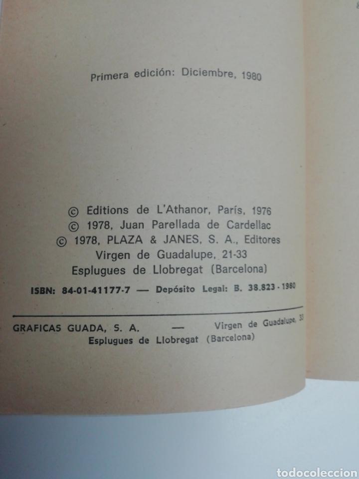 Libros de segunda mano: Primera edición (El origen de los vascos) 1980. - Foto 3 - 210161345