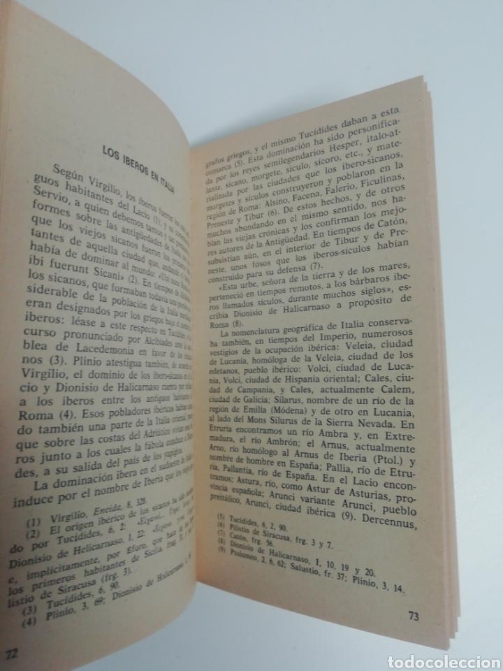 Libros de segunda mano: Primera edición (El origen de los vascos) 1980. - Foto 4 - 210161345
