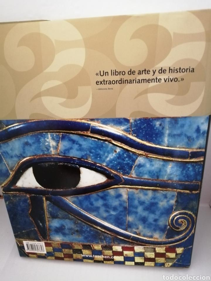 Libros de segunda mano: EGIPTO. Hombres. Dioses. Faraones, - Foto 2 - 210264983