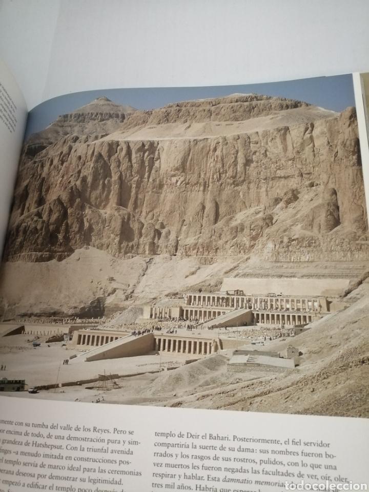 Libros de segunda mano: EGIPTO. Hombres. Dioses. Faraones, - Foto 3 - 210264983