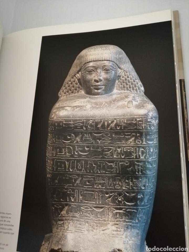 Libros de segunda mano: EGIPTO. Hombres. Dioses. Faraones, - Foto 4 - 210264983