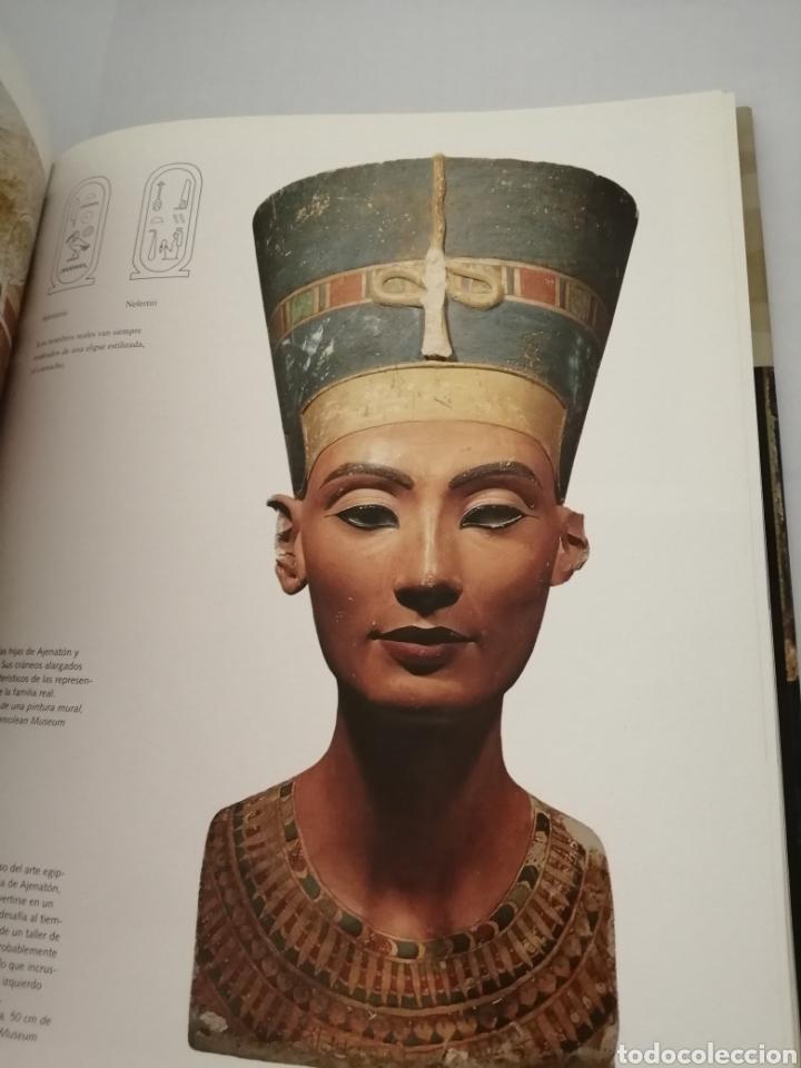 Libros de segunda mano: EGIPTO. Hombres. Dioses. Faraones, - Foto 6 - 210264983