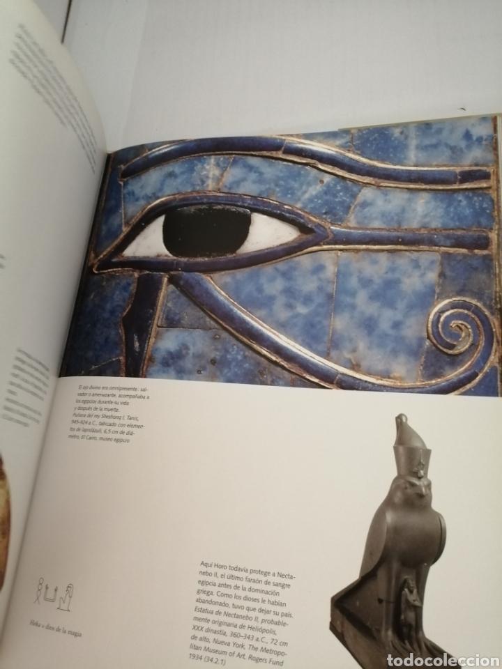 Libros de segunda mano: EGIPTO. Hombres. Dioses. Faraones, - Foto 7 - 210264983