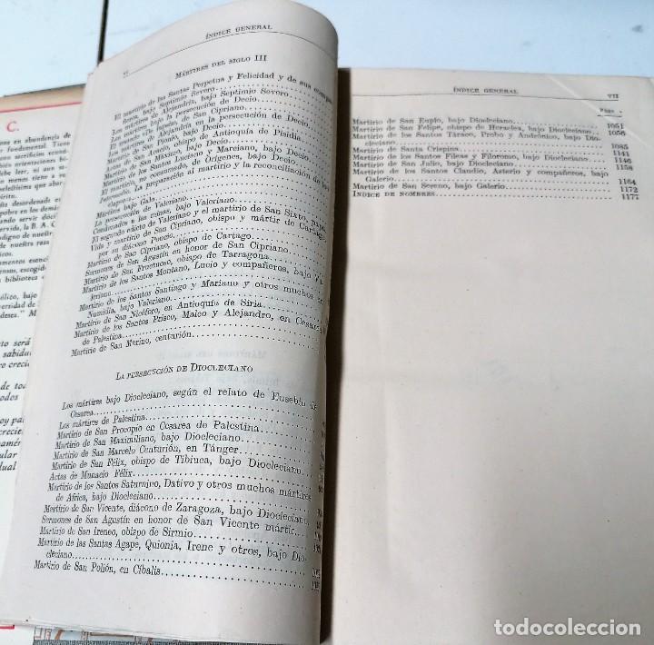 Libros de segunda mano: Daniel Ruiz Bueno, Actas de los mártires, Biblioteca de Autores Cristianos, 1951 - Foto 5 - 210383963