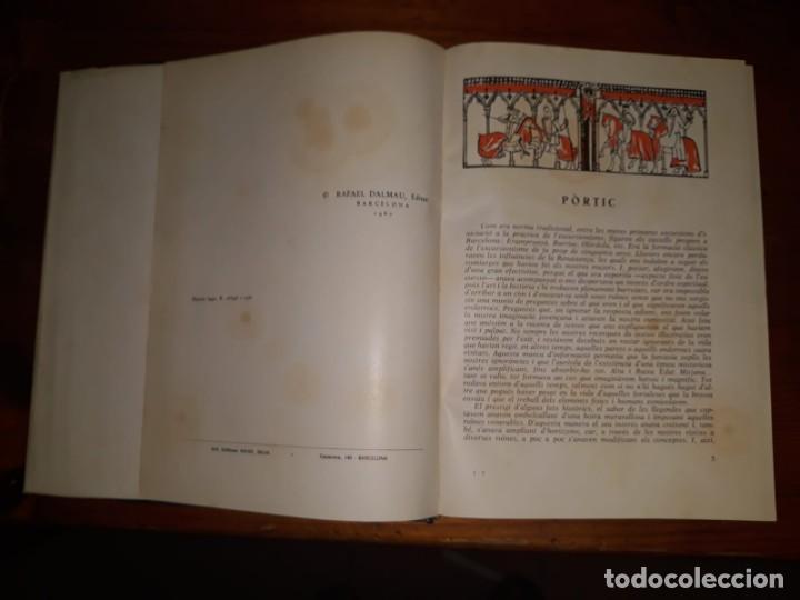 Libros de segunda mano: Els Castells Catalans, Colección completa de 7 tomos. Edición de 1967 de rafael Dalmau - Foto 2 - 210394932