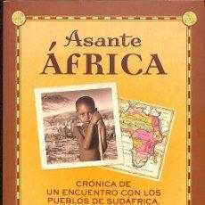 Libros de segunda mano: ASANTE, AFRICA. Lote 210411117