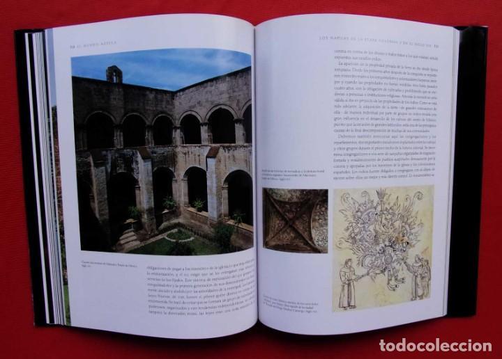 Libros de segunda mano: EL MUNDO AZTECA. 1ª EDICIÓN. AÑO: 1994. MÉXICO. ÚNICO EN TC. BUEN ESTADO. - Foto 7 - 211721914