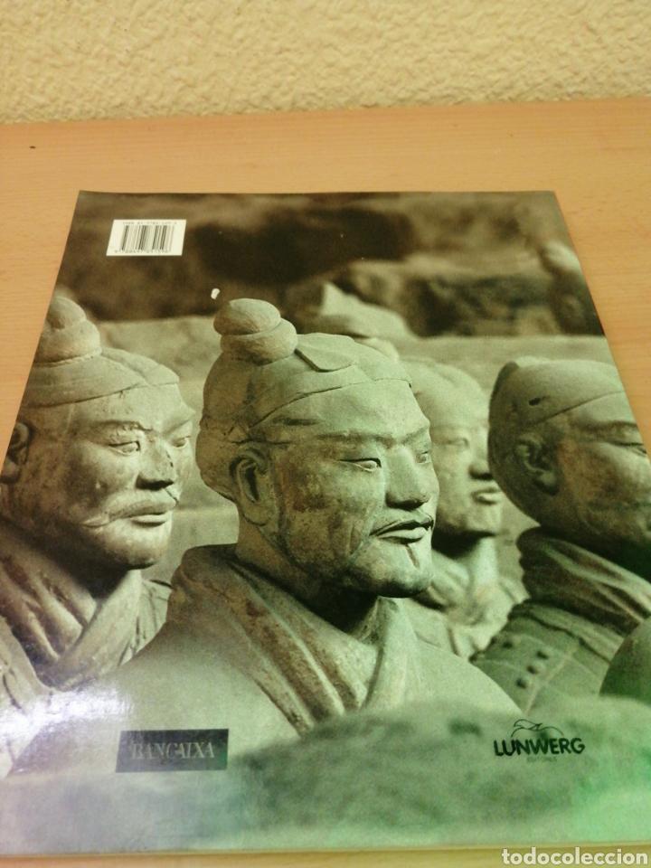 Libros de segunda mano: GUERREROS DE XIAN TESOROS DE LAS DINASTÍAS QIN I HAN - Foto 3 - 211729520