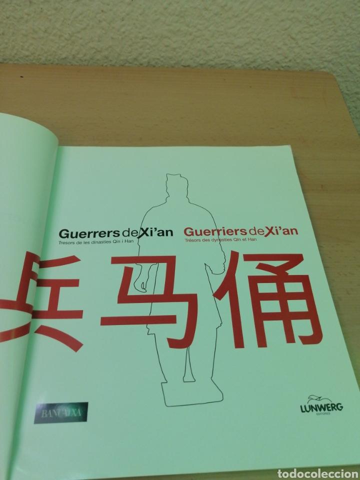 Libros de segunda mano: GUERREROS DE XIAN TESOROS DE LAS DINASTÍAS QIN I HAN - Foto 4 - 211729520