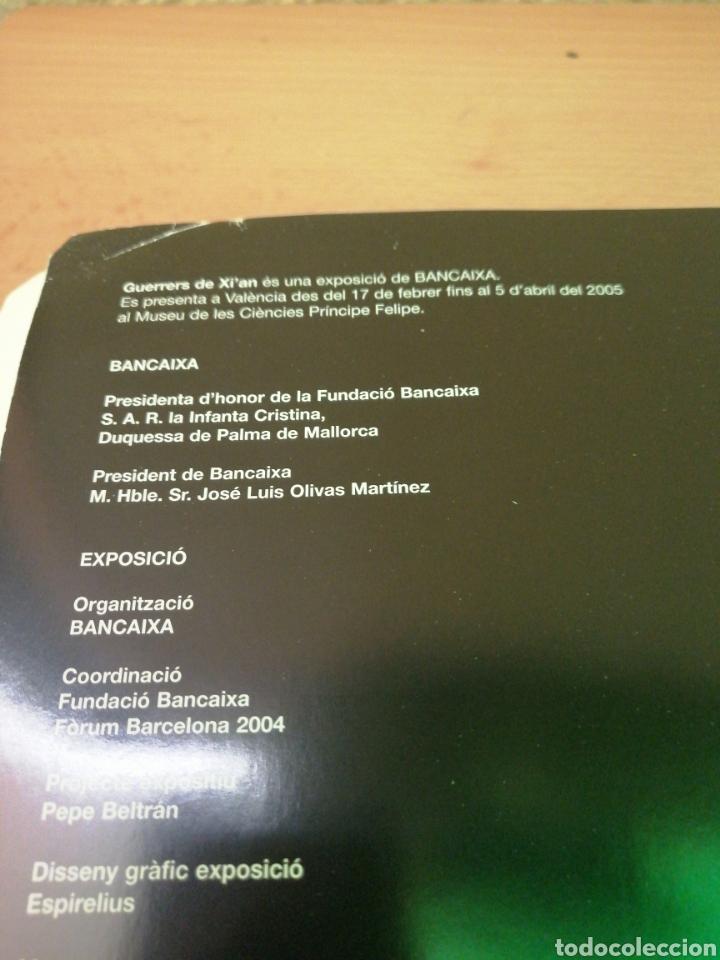 Libros de segunda mano: GUERREROS DE XIAN TESOROS DE LAS DINASTÍAS QIN I HAN - Foto 5 - 211729520
