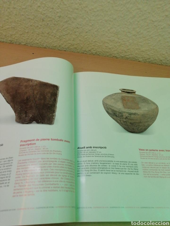 Libros de segunda mano: GUERREROS DE XIAN TESOROS DE LAS DINASTÍAS QIN I HAN - Foto 9 - 211729520