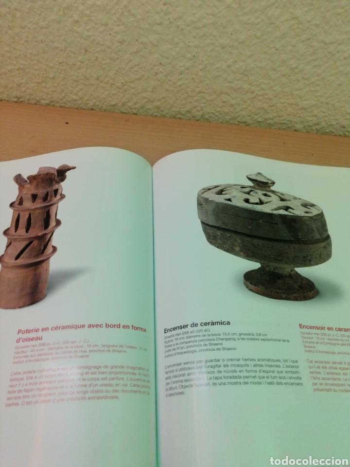 Libros de segunda mano: GUERREROS DE XIAN TESOROS DE LAS DINASTÍAS QIN I HAN - Foto 10 - 211729520
