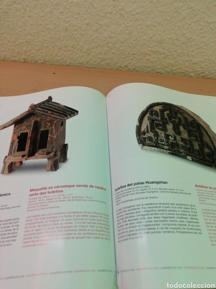 Libros de segunda mano: GUERREROS DE XIAN TESOROS DE LAS DINASTÍAS QIN I HAN - Foto 11 - 211729520