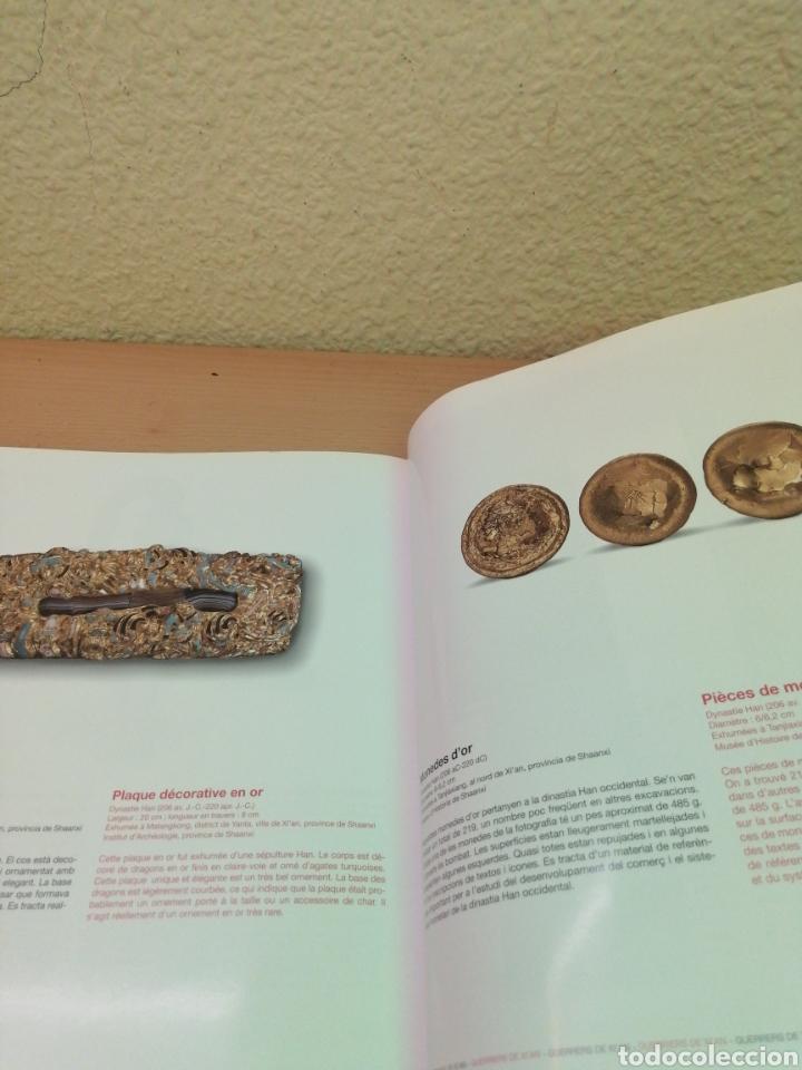 Libros de segunda mano: GUERREROS DE XIAN TESOROS DE LAS DINASTÍAS QIN I HAN - Foto 12 - 211729520