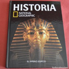 Libros de segunda mano: HISTORIA NATIONAL GEOGRAPHIC - TOMO 2 - EL IMPERIO EGIPCIO. Lote 212092408