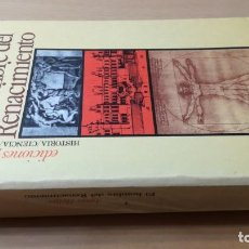 Libri di seconda mano: EL HOMBRE DEL RENACIMIENTO - AGNES HELLER - PENINSULA / W102. Lote 212285710