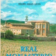 Libros de segunda mano: REAL MONASTERIO DE CAÑAS. NUEVE SIGLOS DE FIDELIDAD, VER INDICE. Lote 212592380