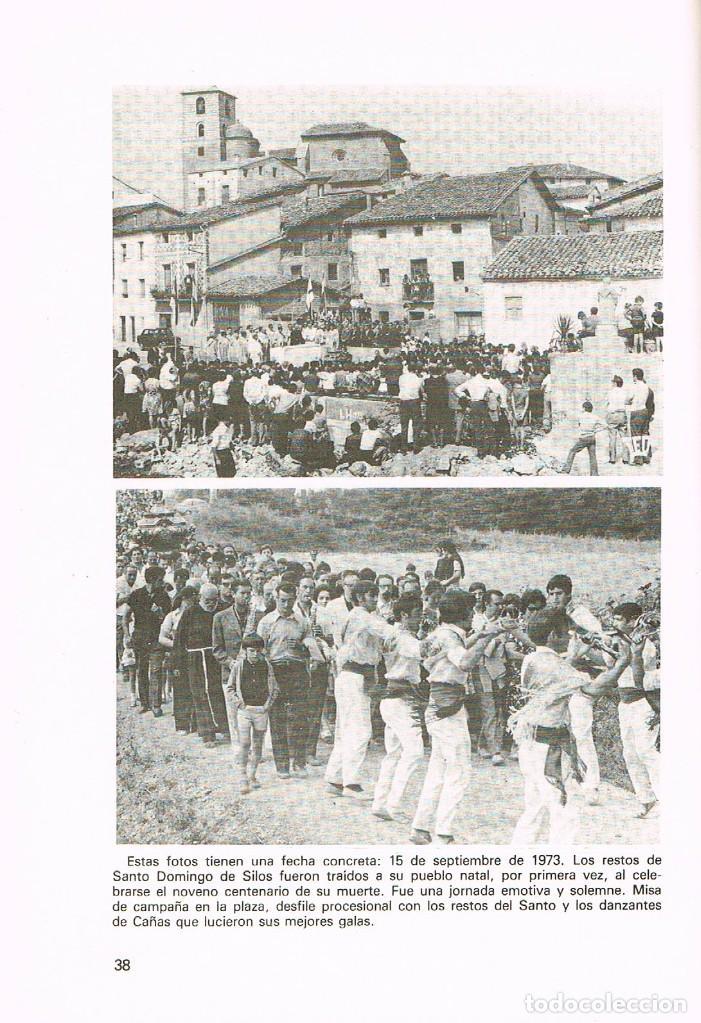 Libros de segunda mano: Real Monasterio de Cañas. Nueve siglos de fidelidad, Ver indice - Foto 7 - 212592380
